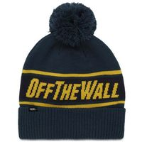 czapka zimowa VANS - Off The Wall Pom Beanie Dress Blues/Sulphur (TNM) rozmiar: OS