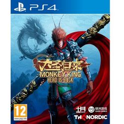 Monkey King Hero is Back (PS4)