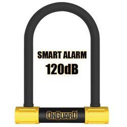 Zapięcie rowerowe ONGUARD Smart Alarm 8266 U-LOCK - 16mm 124mm 208mm - 5 x Klucze z kodem, A-ONG-8266