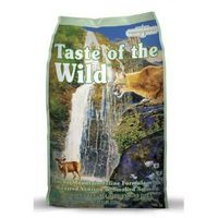 Taste of the wild rocky mountain 7 kg +evanger's classic gratis