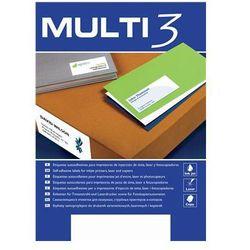 Etykiety biurowe  MULTI3 biurowe-zakupy