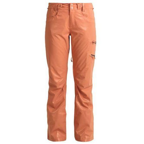 Billabong BRIGHT BLIZZARD Spodnie narciarskie copper