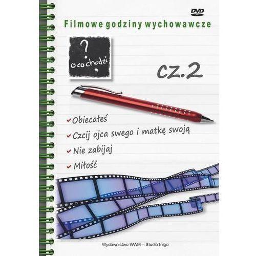 Filmowe godziny wychowawcze cz.2 DVD