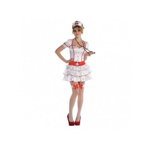 Kostium pielęgniarki dla kobiety - l (14/16) marki Amscan
