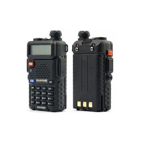 Radiotelefon uv-5r 2m/70cm vhf & uhf rozblokowany marki Baofeng