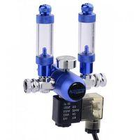Reduktor Dwuwylotowy Aquario BLUE TWIN Professional z elektrozaworem, 9548-910D2