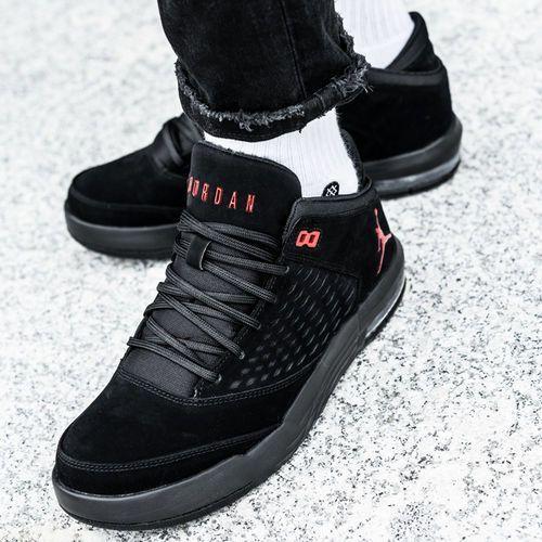 Buty sportowe męskie jordan flight origin 4 (921196-002) marki Nike