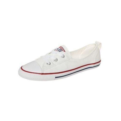 CONVERSE Trampki niskie 'Chuck Taylor All Star' biały, kolor biały