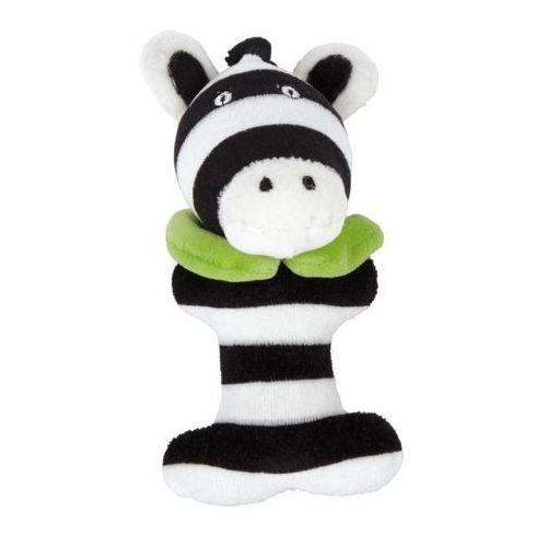 Pluszowe grzechotki dla dzieci - zestaw 5 sztuk marki Small foot design