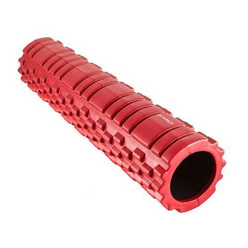 Fs104 - 17-8-289 - wałek fitness / roller 61 cm - czerwony Hms