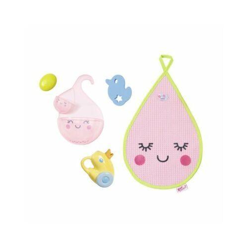 Zapf Baby born zestaw akcesoriów do kąpieli
