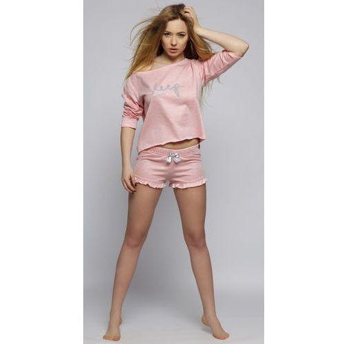 f5ed8cbcbc1b2d ▷ Piżama damska Sleep morela, kolor różowy (Sensis) - ceny z ...
