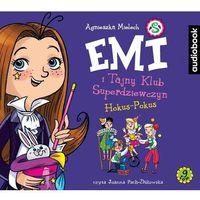 Emi i Tajny Klub Superdziewczyn. Tom 9. Hokus-pokus - Agnieszka Mielech (MP3) (9788327263698)