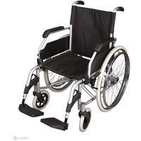 wózek inwalidzki aluminiowy albatros marki Aston