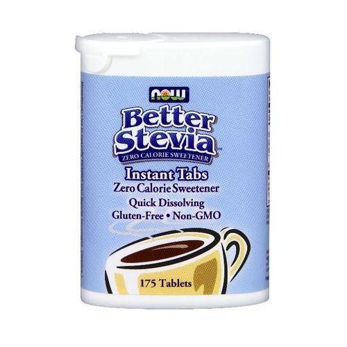 Tabletki Now Foods Better Stevia Instant 175 tabletek