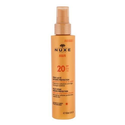 Nuxe Sun spray do opalania SPF 20 (Anti-Aging Cellular Protection) 150 ml - Sprawdź już teraz