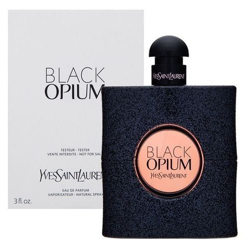 Yves Saint Laurent Opium Black, Woda perfumowana - Tester, 90ml