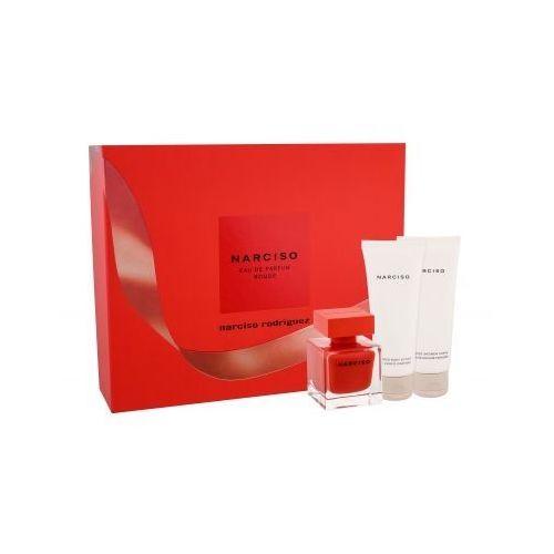 Narciso rodriguez narciso rouge zestaw 50 ml dla kobiet (3423478846159)