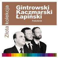 Złota kolekcja: Pokolenie [CD] - Przemysław Gintrowski, Jacek Kaczmarski, Zbigniew Łapiński - oferta [65b0ee100634485b]