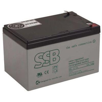 Akumulatory żelowe AGM SSB P.P TELETROM / VOLTY.PL