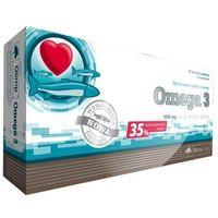 Kapsułki Olimp Omega 3 35% kwasów tłuszczowych Omega 3 1000mg 60 kaps.