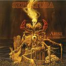 Warner music  roadrunner records Sepultura  arise  ARISE  Sepultura Płyta CD