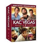 DVD 2 PACK KAC VEGAS/KAC VEGAS 2- IMPREZOWY PAKIET Z GADŻETAMI GALAPAGOS Films 7321910311455