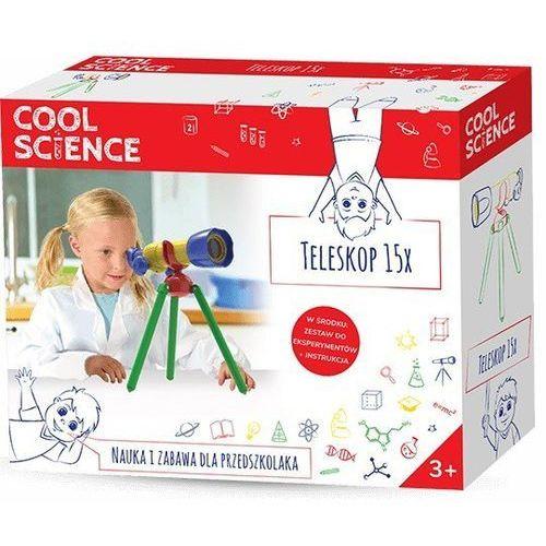 Cool science teleskop - marki Tm toys