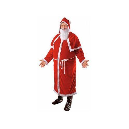 Kostium płaszcz Świętego Mikołaja - Rozmiar XXL