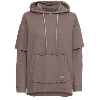 eb5a5ec41955b9 Bluzy damskie Kolor: brązowy ceny, opinie, recenzje - dejm.pl