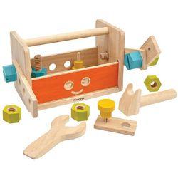 Skrzynki i walizki narzędziowe  Plan Toys