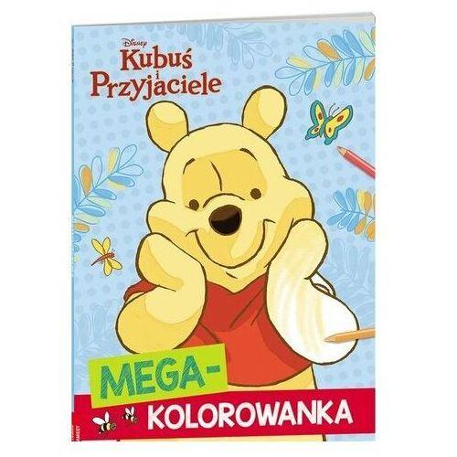 Kubuś i przyjaciele. megakolorowanka, KOL-9104