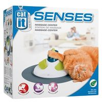 Catit Design Senses, masażer - Ø x wys.: 24 x 8 cm