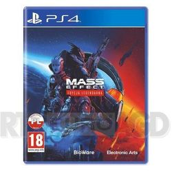 Mass Effect Edycja Legendarna (PS4)