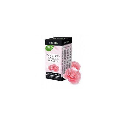 Olej z Róży Japońskiej 30 ml Bioetiq