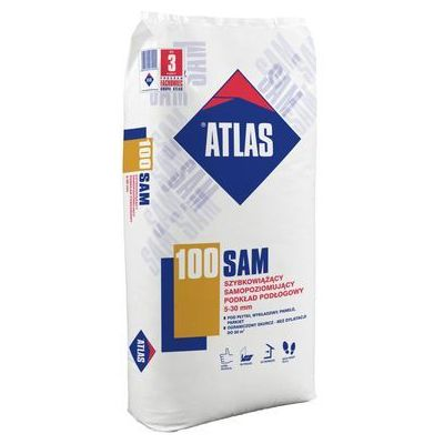Podkłady i grunty Atlas
