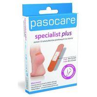 Care specialist plus plastry pianka na otarcia x 10 sztuk marki Paso