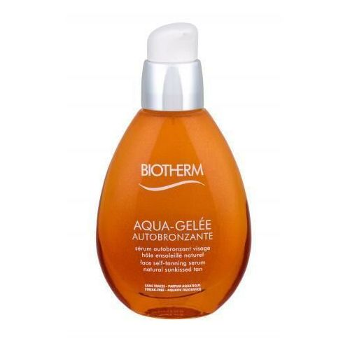 Biotherm Autobronzant Aqua-Gelée samoopalacz 50 ml dla kobiet - Promocja