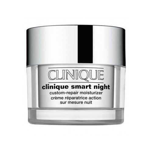 Clinique Smart Custom-Repair Moisturizer Night (W) krem nawilżający na noc do cery suchej i mieszanej 30ml
