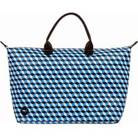 torebka MI-PAC - Weekender Cubic Blue/Aqua (006) rozmiar: OS