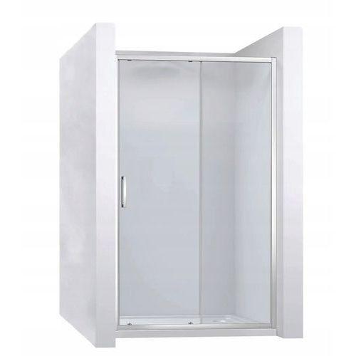 Drzwi prysznicowe rozsuwane 100 cm slide pro marki Rea