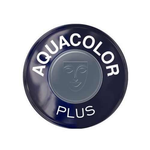 Kryolan AQUACOLOR PLUS (LIGHT GREY) Farba do makijażu ciała - LIGHT GREY (1102)