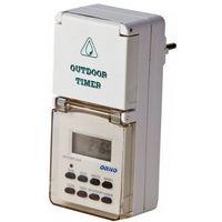 Programator czasowy  or-pre-403 zewnętrzny elektroniczny + darmowy transport! marki Orno