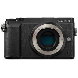 Lumix DMC-GX80 marki Panasonic - aparat cyfrowy