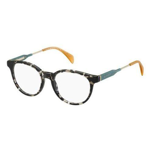 Tommy hilfiger Okulary korekcyjne th 1349 jx2
