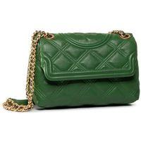 Torebka TORY BURCH - Fleming Soft Small Convertible Shoulder Bag 58102 Arugula 367