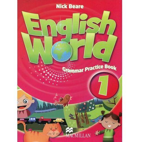 English World 1. Grammar Practice Book, oprawa broszurowa