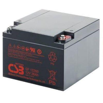 Akumulatory żelowe AGM CSB P.P TELETROM / VOLTY.PL