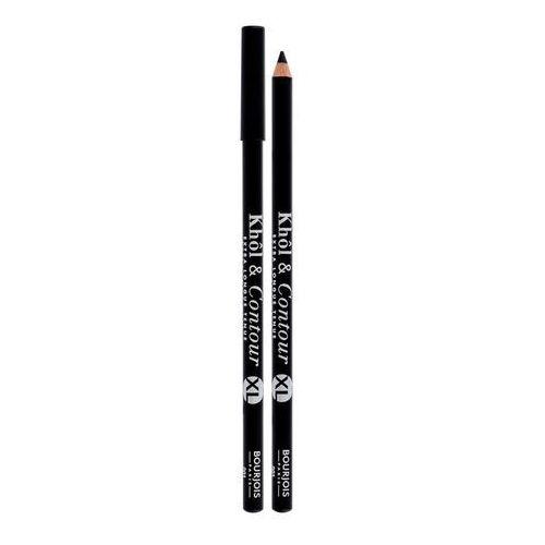 Khol & contour xl kredka do oczu 1,65 g dla kobiet 001 noir-issime Bourjois paris - Bardzo popularne