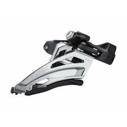 Przerzutka przednia deore fd-m5100 2rz, 34.9mm, side swing, front pull, 38t marki Shimano